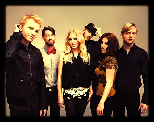 Delta Rae group