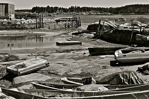 Stonington's Working Waterfront 02