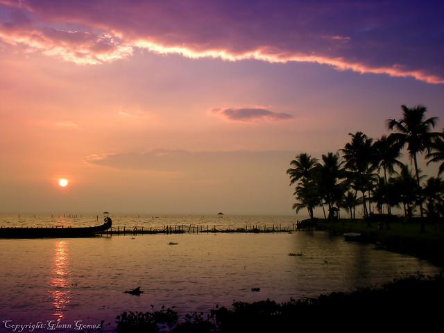 Kumarakom - Kerala - India