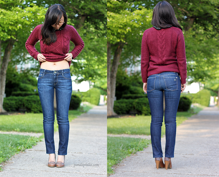 jeans that fit like a glove