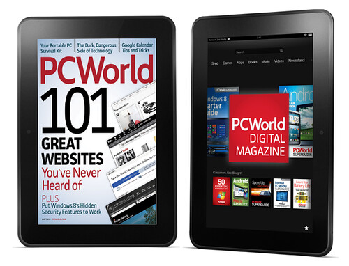 PCWorld Magazine Digital Enhanced Kindle Edition on sale now with a one-month ... - PCWorld (blog)
