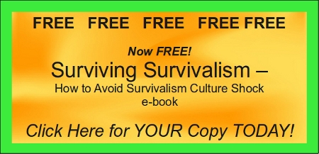 Surviving Survivalism   Backdoor Survival