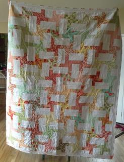 Cartwheel quilt
