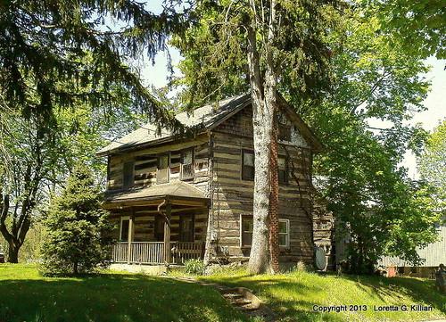 Sullivan Trail / Old Easton-Wilkes Barre Turnpike / PA 115