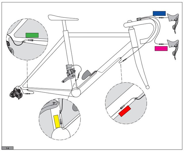 Campagnolo Eps Wire Diagram