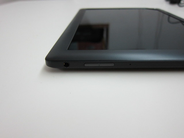 Nook HD+ - Volume Keys & 3.5mm Audio Jack