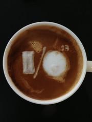 Today's latte, Google I/O 2013.