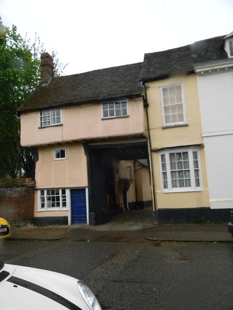 Interesting old house Baldock