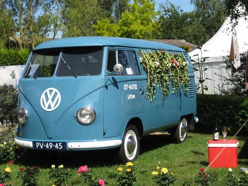 PV-49-45 Volkswagen Transporter bestelwagen 1956