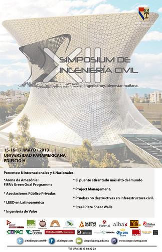 XII Simposium de Ingenieria Civil en UP by Aceros Murillo