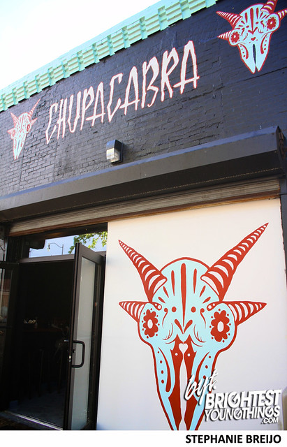 Chupacabra DC Food Truck Restaurant Brightest Young Things13