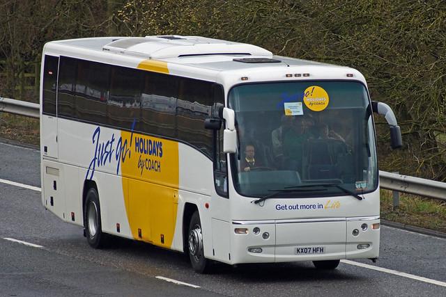 Creigiau Travel, Capel Llanilltern - KX07 HFH