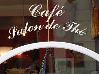 Another Café adventure in Paris
