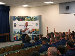 MCPOCG talks with MLEA students - 1