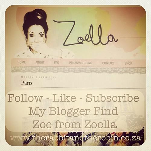 My YouTube Find Zoe from Zoella @zozeebo She is too Cute go have a look. #zoe #youtube #blogger #makeup #fashion #rabbitandrobin by rabbitandrobin