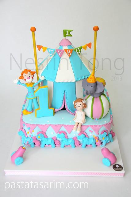 cırcus cake