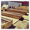 EBM community garden #skainossquare is taking shape. Should be ready in time for the summer