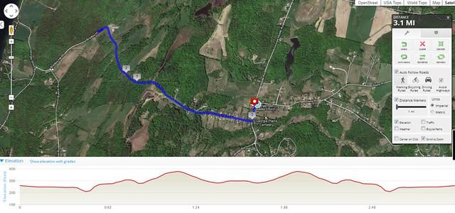 JMMY Run 5k Course