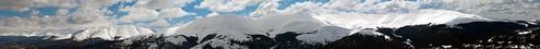 panorama mountain mountains nature rockies colorado cloudy rockymountains baldmountain redmountain quandary hoosier quandarypeak quandarypeaktrail hoosierridge