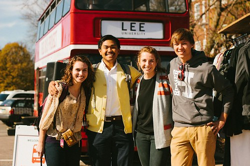 Red Bus Project - Lee University