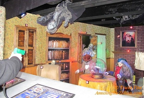 Haunted Parlor Shooting Gallery