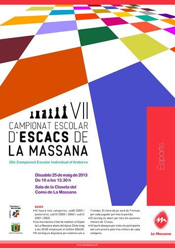 Poster La Massana_2013
