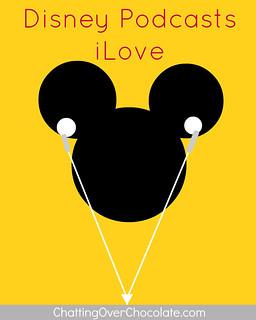 Disney Podcasts iLove