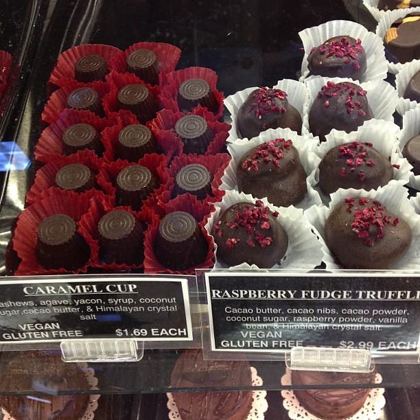 Raspberry Truffle Fudge Recipes — Dishmaps