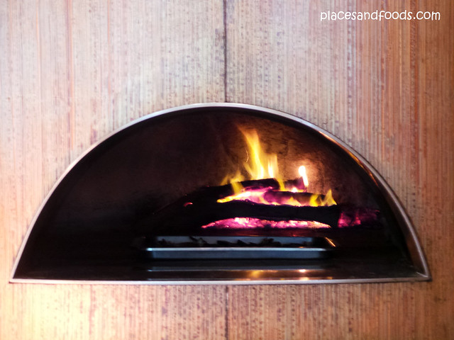 taste wood fire