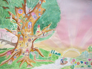 Картинки защита природы глазами ребенка