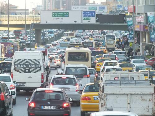 Isztambul dugó - így egyszerűen