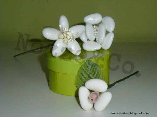 fiori confetti comunione