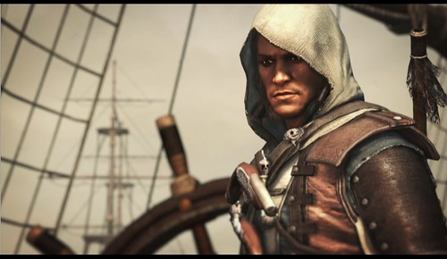 AC4 Black Flag Trailer