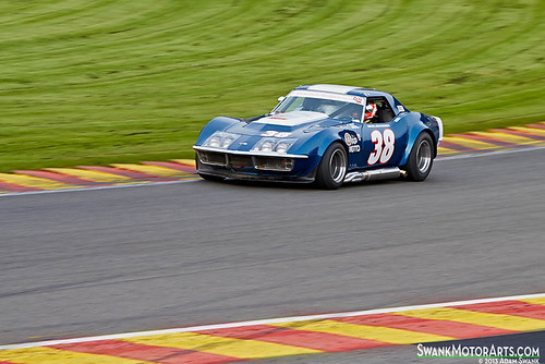 1969 Chevrolet Corvette by autoidiodyssey