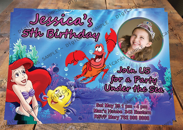 Princess Party Invitation as amazing invitations example