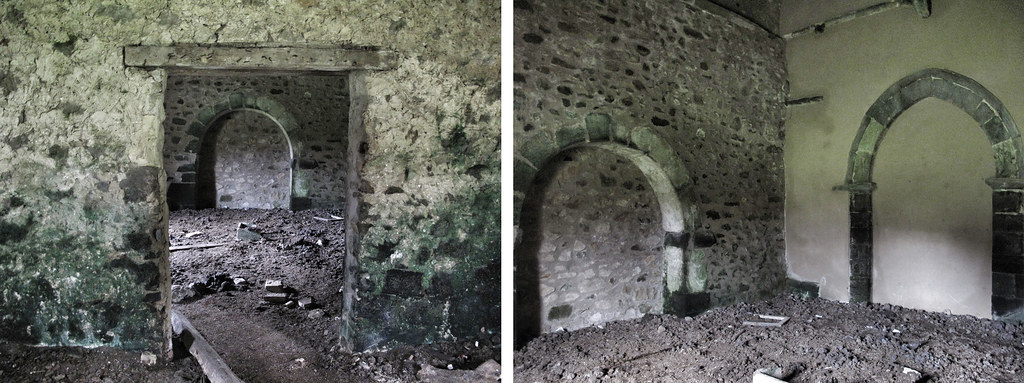 7. construcciones peregrino_San Antolín de Bedón_salida monasterio