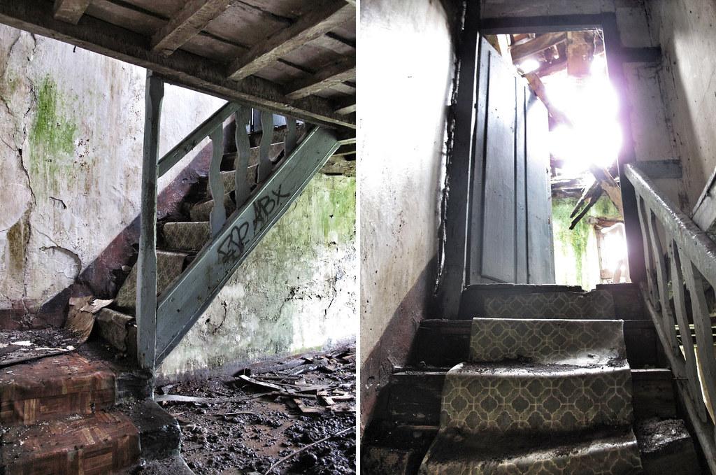 4. construcciones peregrino_San Antolín de Bedón escaleras