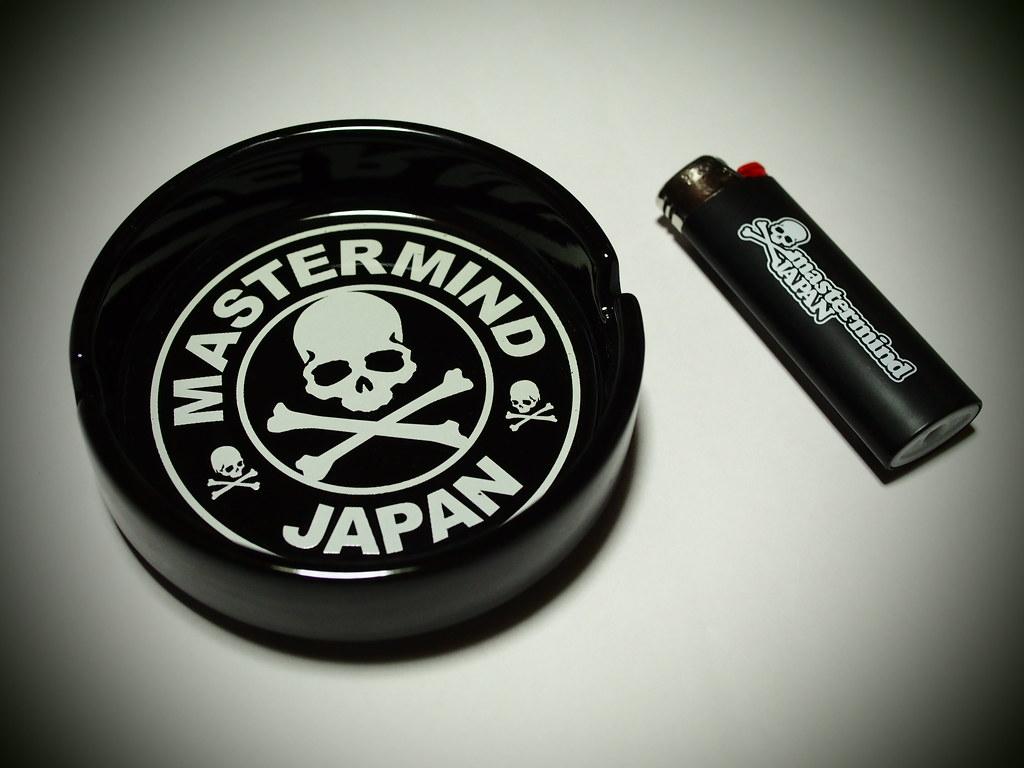 mastermind JAPAN | Ashtray , Lighter