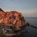 Manarola sunset by KennethVerburg.nl