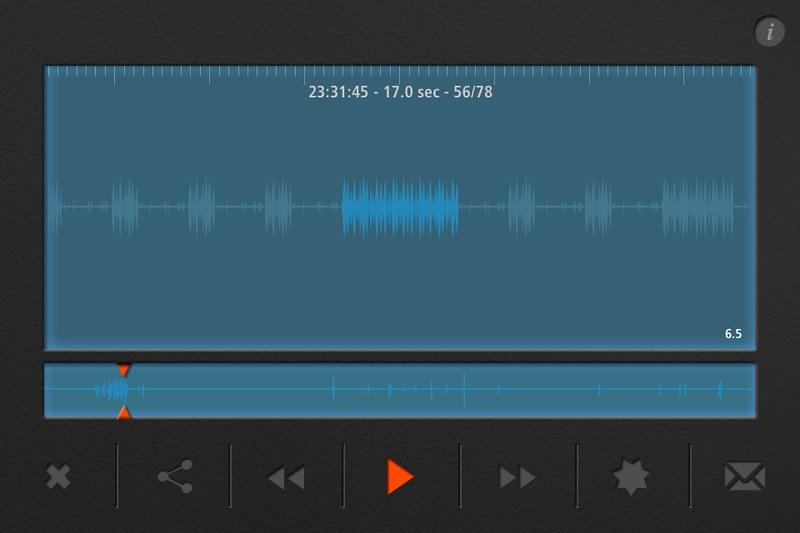 Sleep talk: active 6:26 uur, 78 recordings