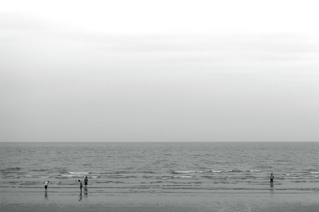 潮干狩り|伊勢湾