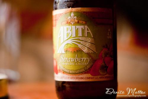 Abita Strawberry Harvest