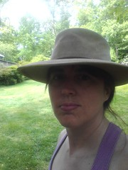 me with hat by Teckelcar