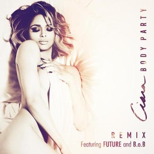 "New Music: Ciara Feat. Future & B.o.B ""Body Party (Remix)"""