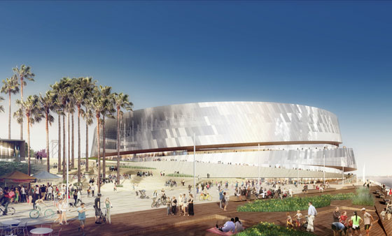 Warriors Arena, San Francisco. Architecture by Snøhetta and Nephew (2)