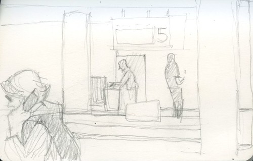 baggage claim at Bradley by Bricoleur's Daughter