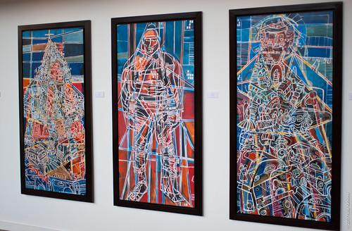 Pancho Guerragarcia - Galeria Delbarrio - ART Lima