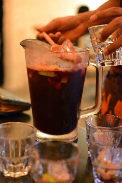 Sangria, Spathe Public House, Mohamed Sultan