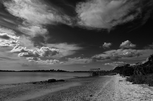 tourism beach landscape florida cedarkey nikond7000