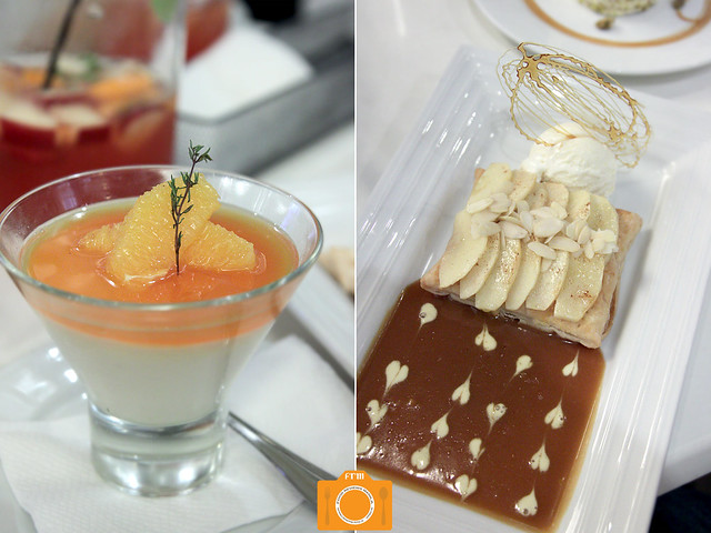 New KK desserts